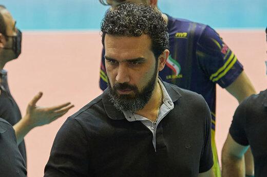 ببینید | ماجرای جالب والیبال بازی کردن علی پروین